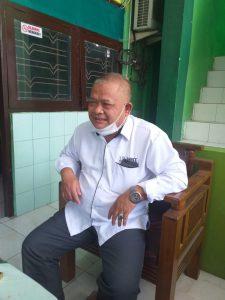 Sunarto kepala Madrasah Tsanawiyah Negeri  ( MTsN ) 3 Ngawi